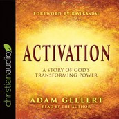 Activation Now Available in Audiobook Format!