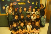 First Grade with Ms. Oh
