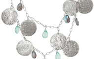 Riviera Coin Necklace $49