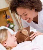 Take care of kids: