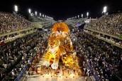 הקרניבל המפורסם בברזיל