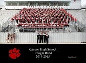 Canyon High School Band
