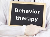 There are different kinds of therapies that can be used in order to help patients with many different problems. Behavior therapy and cognitive behavior therapy are two of them.