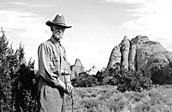 who founded arches national park?