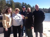 ACS Principals before the Plunge!
