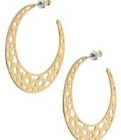 Avalon Hoop Earrings - Sale Price $14, Retail $34