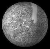 This is the beautiful Mercury