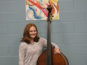 Ashley W Earns an Orchestra Honor