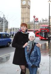 «London is the Capital of Great Britain» или мой личный Лондон.