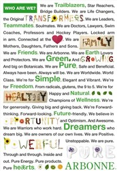 Arbonne is more than just our products it is also a fantastic business opportnity