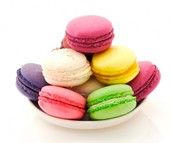 Small Packet Macaroons