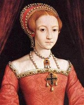 Queen Elizabeth I Birth & Death dates