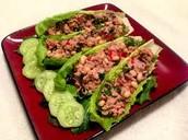 Thug life tuna salad $18.00