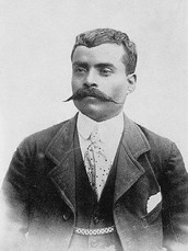 Important Leader, Emiliano Zapata