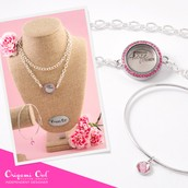 Courage Hope Strength Exclusive Jewelry Set
