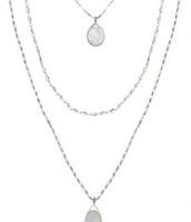 Aurelia Pendant Necklace (wear 3 ways)
