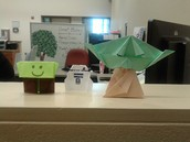 Origami Yoda and R2-D2
