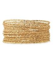 Bardot Spiral - Gold $40