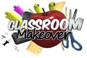 Classroom Makeover Contest