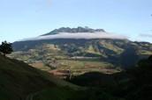 Famoso Volcán Barú