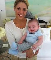 The New Baby and Shakira