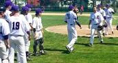 Baseball v. Iowa Wesleyan College