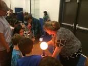 Fifth Grade @ Science Night