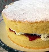 Tea Time cake!