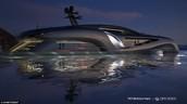 batman yacht