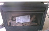 Vent-Free Gas Logs and Firebox Insert