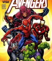 The Bible - Superhero Comic
