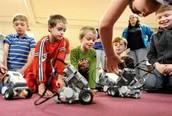 Taller de robots