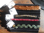 Sale on hand beaded jewelry