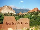 Colorado Springs- Garden of the Gods