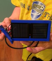 Charge solar in its prototype phase