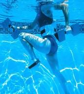 AquaJogging  How its good for you