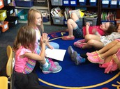 Sharing our Work as Writers