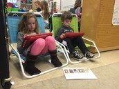 Spelling City on the iPads