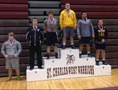 Tyeler Collins 4th Place