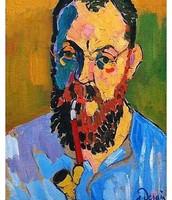 Portrait of Henri Matisse