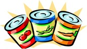 Prep Band Canned Food Drive
