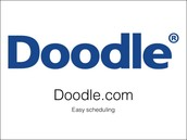 Oct 13: Doodle Poll: simplify the process of scheduling meetings, events, etc!