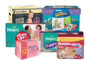 Disposable Diaper Brands