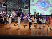 Third Grade Musical Performance