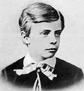 Theodre at age 11