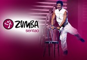 What? Zumba® Fitness... AND A CHAIR?!?!?