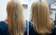 Tratamiento shock para el cabello maltratado