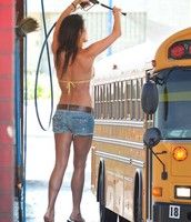 Your Mini Bus wash