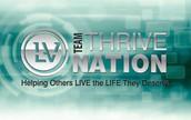 #Thriveforlife