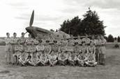 RAF staff photo